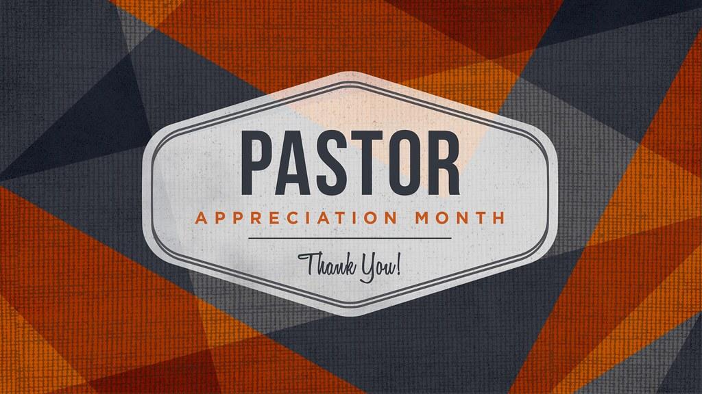 Pastor/Clergy Appreciation